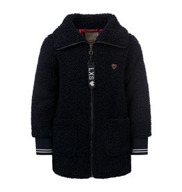 Looxs Little teddy jacket Navy