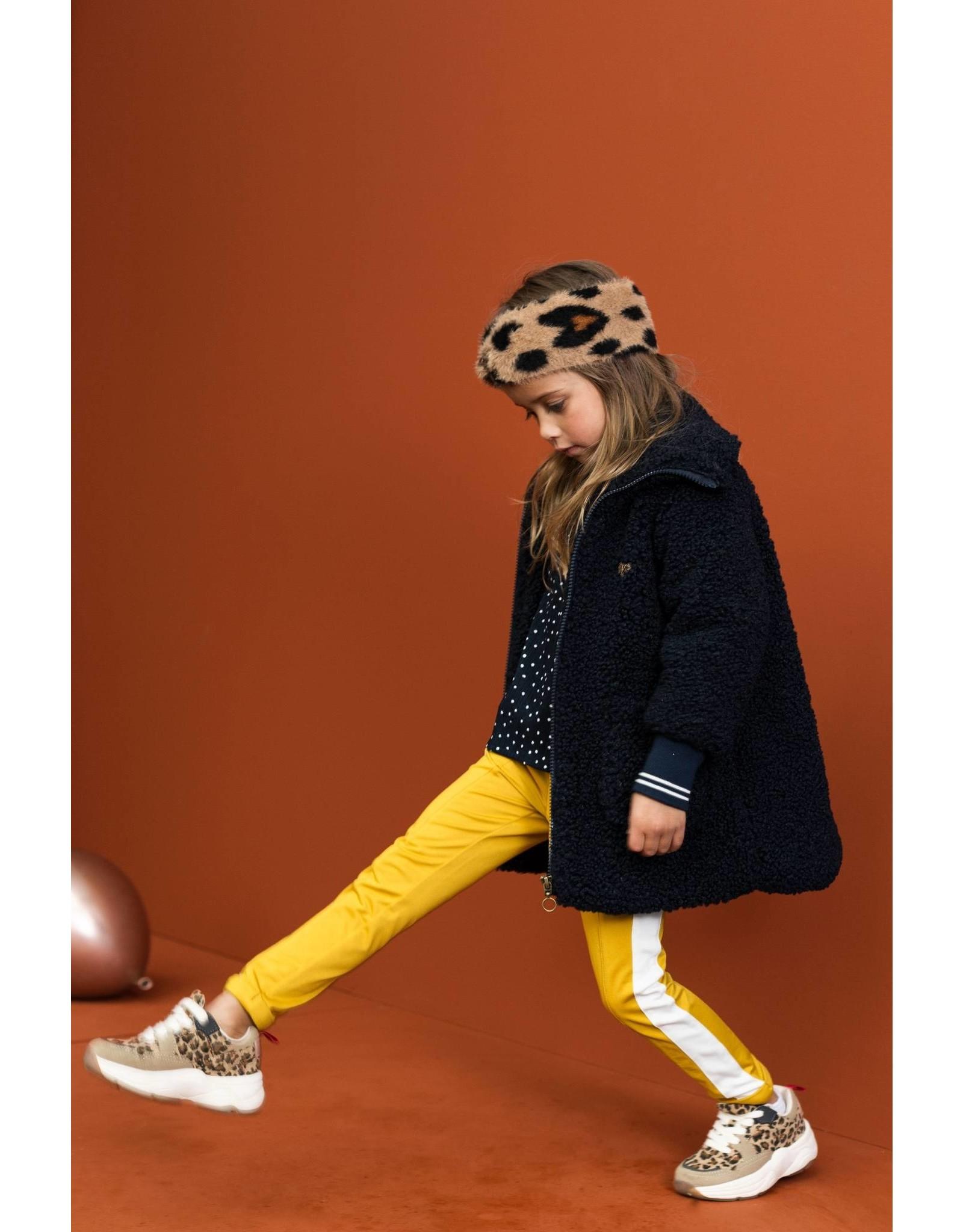 Looxs Little teddy jacket Navy