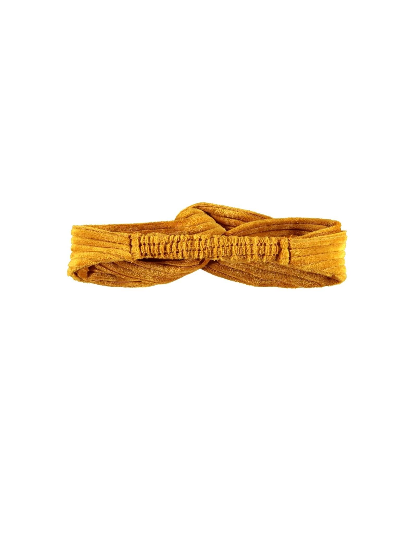 Looxs Little velvet hair band Honey