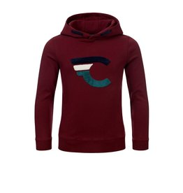 Common Heroes FINN L.sleeve sweat Hoody Merlot