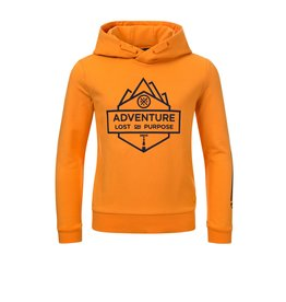 Common Heroes STEFAN yellow hoody Mellow