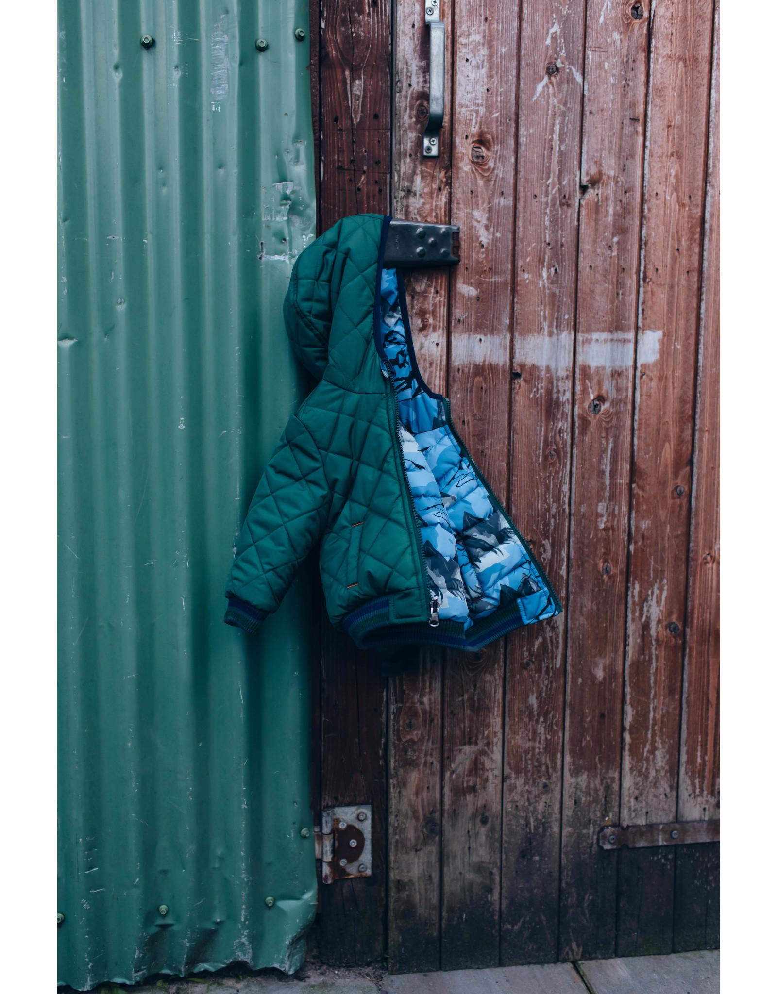 Quapi EJAZ W200 indigo bluemountain dark green