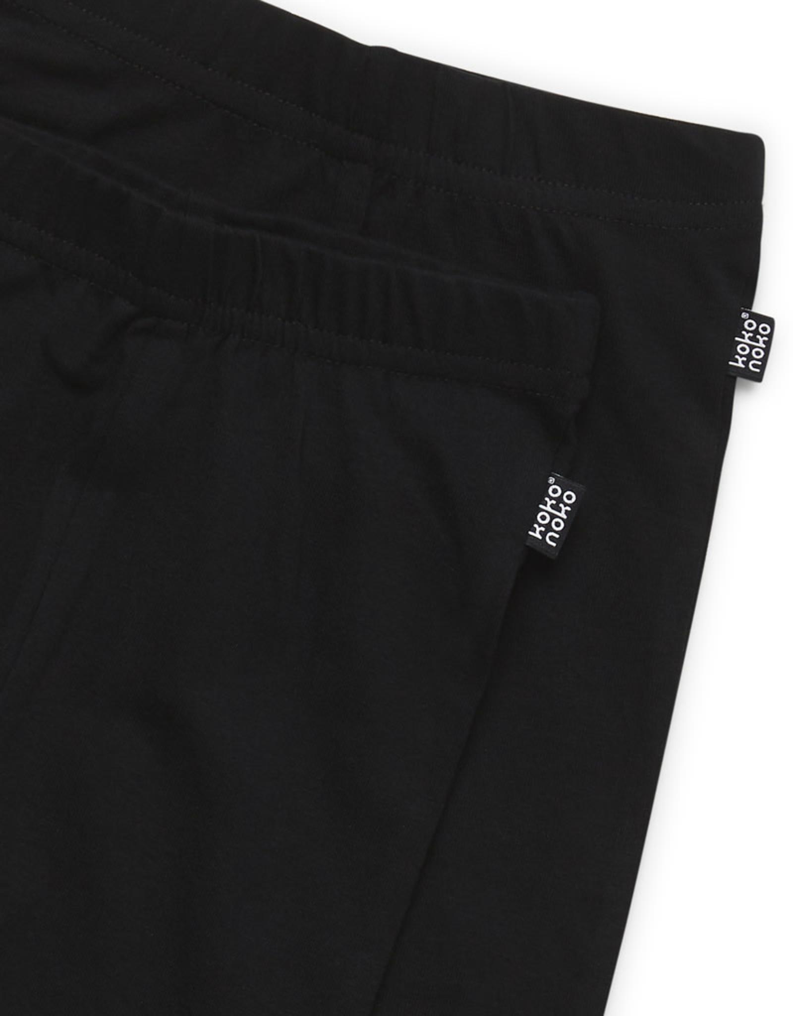 Koko Noko Legging 2 pack Black