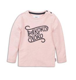 Koko Noko T-shirt ls Pink