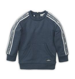 Koko Noko Sweater Navy Striping