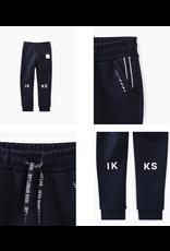 IKKS BROEK 48 Navy