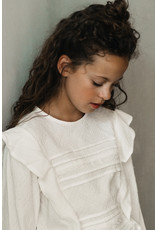 Topitm Anita Lace blouse Off white