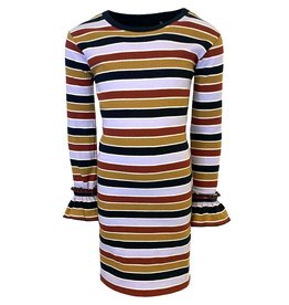 Topitm Britney Rib dress Multicolour