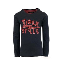 Topitm Anais l/s top Nearly black