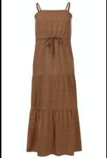 Looxs Girls Dress Coral