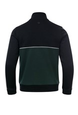 Common Heroes HUGO sporty zip sweater Pine