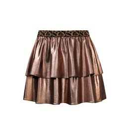 Looxs Little metallic skirt Navy