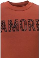 Looxs Girls L. Sleeve T-shirt Autumn