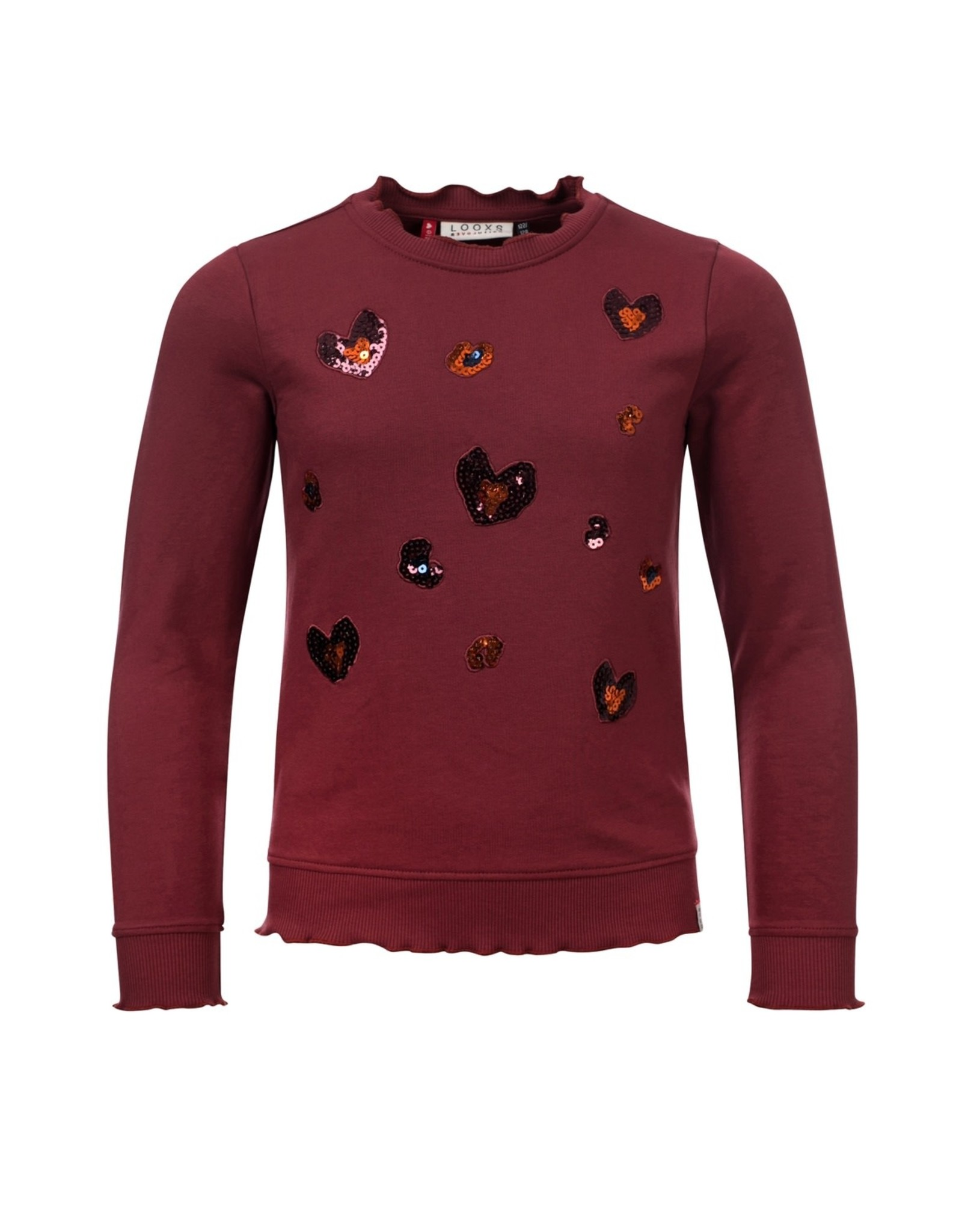 Looxs Little sweater Navy