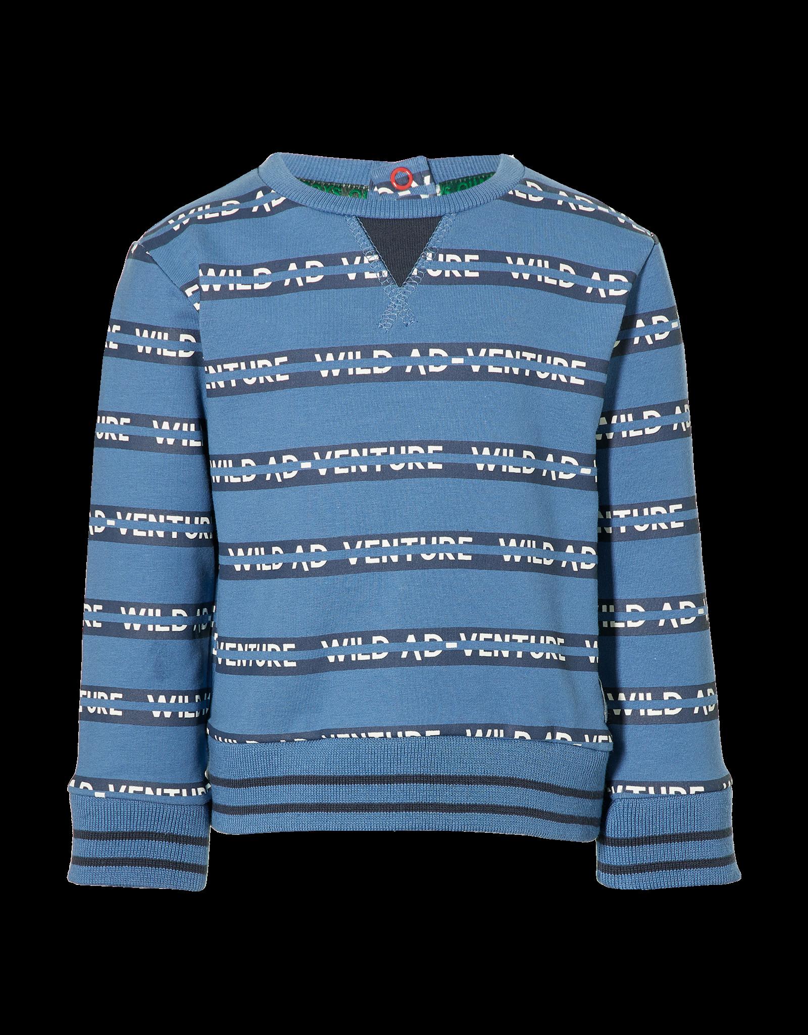 Quapi ERAN W202 indigo blue tekst