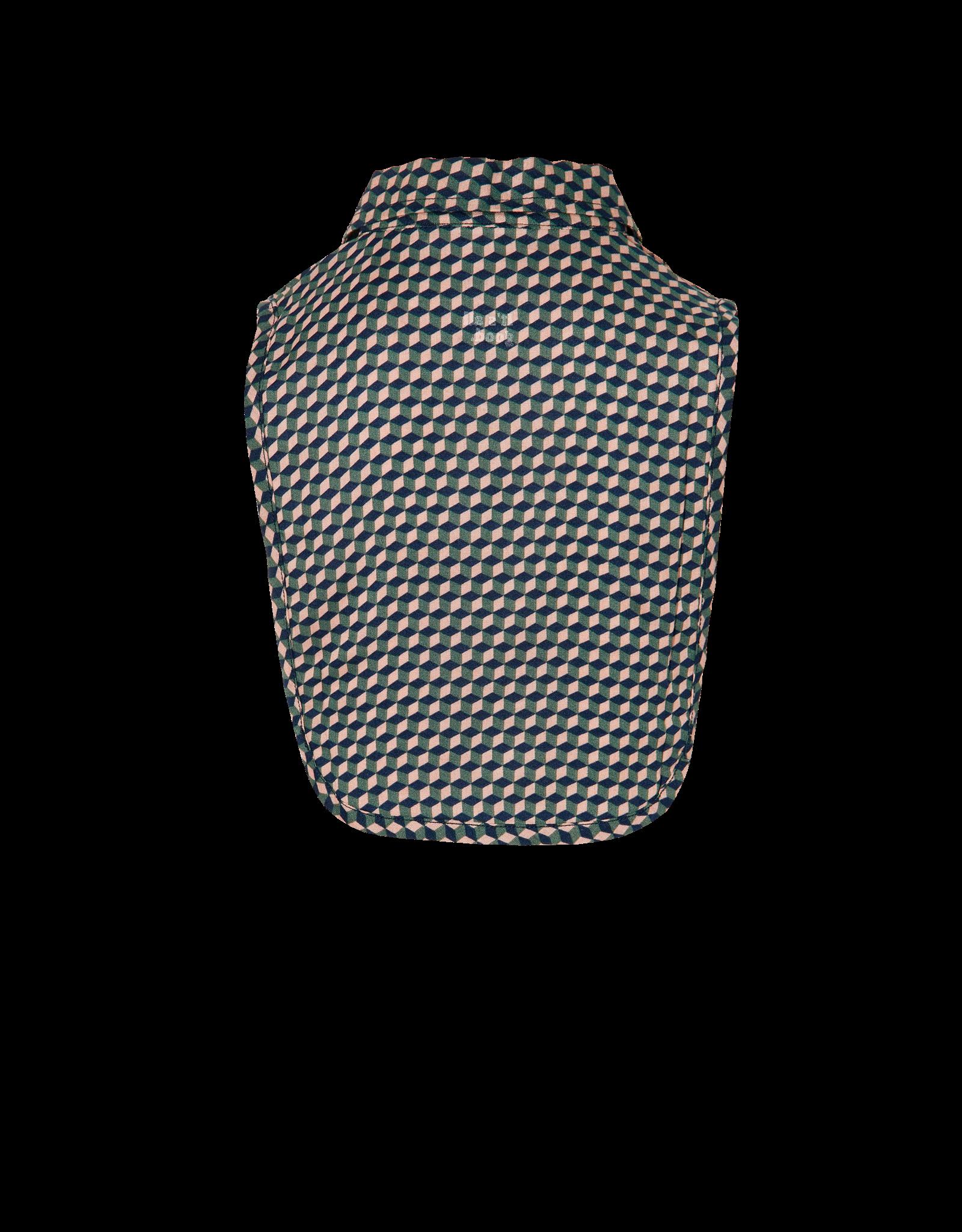 Quapi DJELENA W203 Pink Geomatric