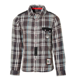 Quapi DITMER W203 Dark Grey Check