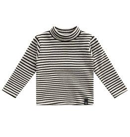 Your Wishes Beige - Stripes | Turtleneck Chalk
