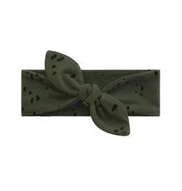 Your Wishes Splatters | Headband Desk green