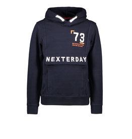 Tygo & vito T&v hoodie fake anorak 190 Navy