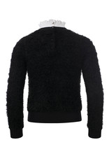Looxs Girls knitted pullover Black