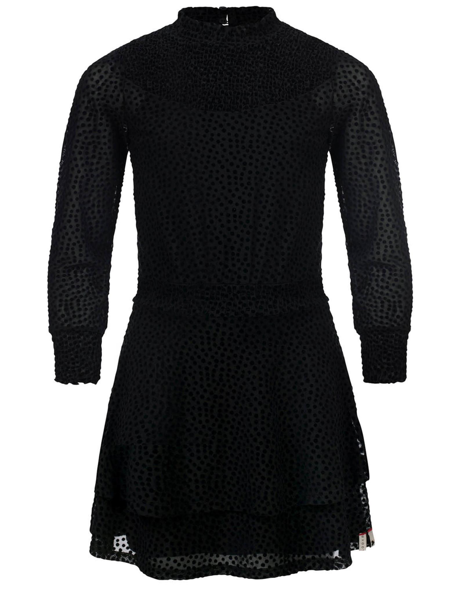 Looxs Girls dress Black