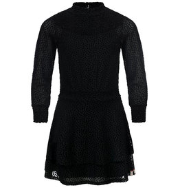 Looxs Girls dress Black