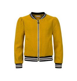 Looxs Girls bomber jacket Honey