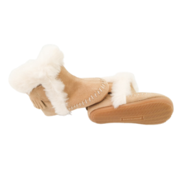 Baby Dutch Winterboot hoog Beige