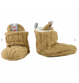Lodger Slipper Empire Fleece 627 Dark Honey