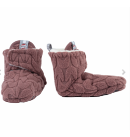 Lodger Slipper Empire Fleece 625 Rosewood