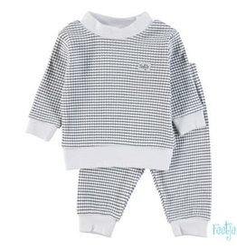 Feetje Pyjama wafel 010 marine NOS