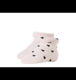 BESS Bess sokken design hearts NOS