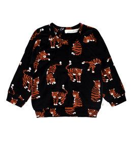 Your Wishes Tigers   Sweatshirt Black NOS