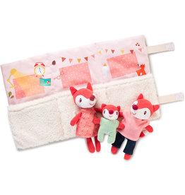 Lilliputiens Set mini personages Alice het vosje