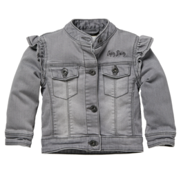 Quapi GINGER S211 GREY DENIM
