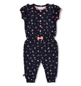 Feetje Jumpsuit - Seaside Kisses Marine