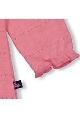 Feetje Longsleeve AOP - Seaside Kisses Roze