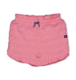 Feetje Short AOP - Seaside Kisses Roze