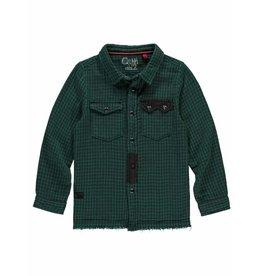 Quapi Overhemd Tedde Mid green