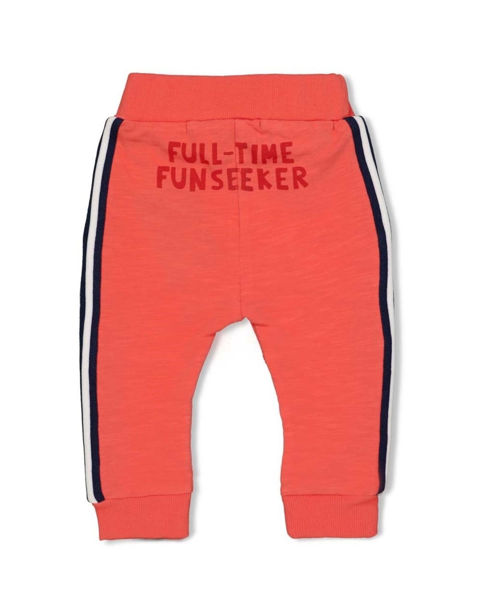 Feetje Broek - Here Comes The Fun Oranje