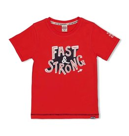 Sturdy T-shirt Fast - Playground Rood