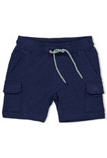 Sturdy Short - Smile & Wave Indigo