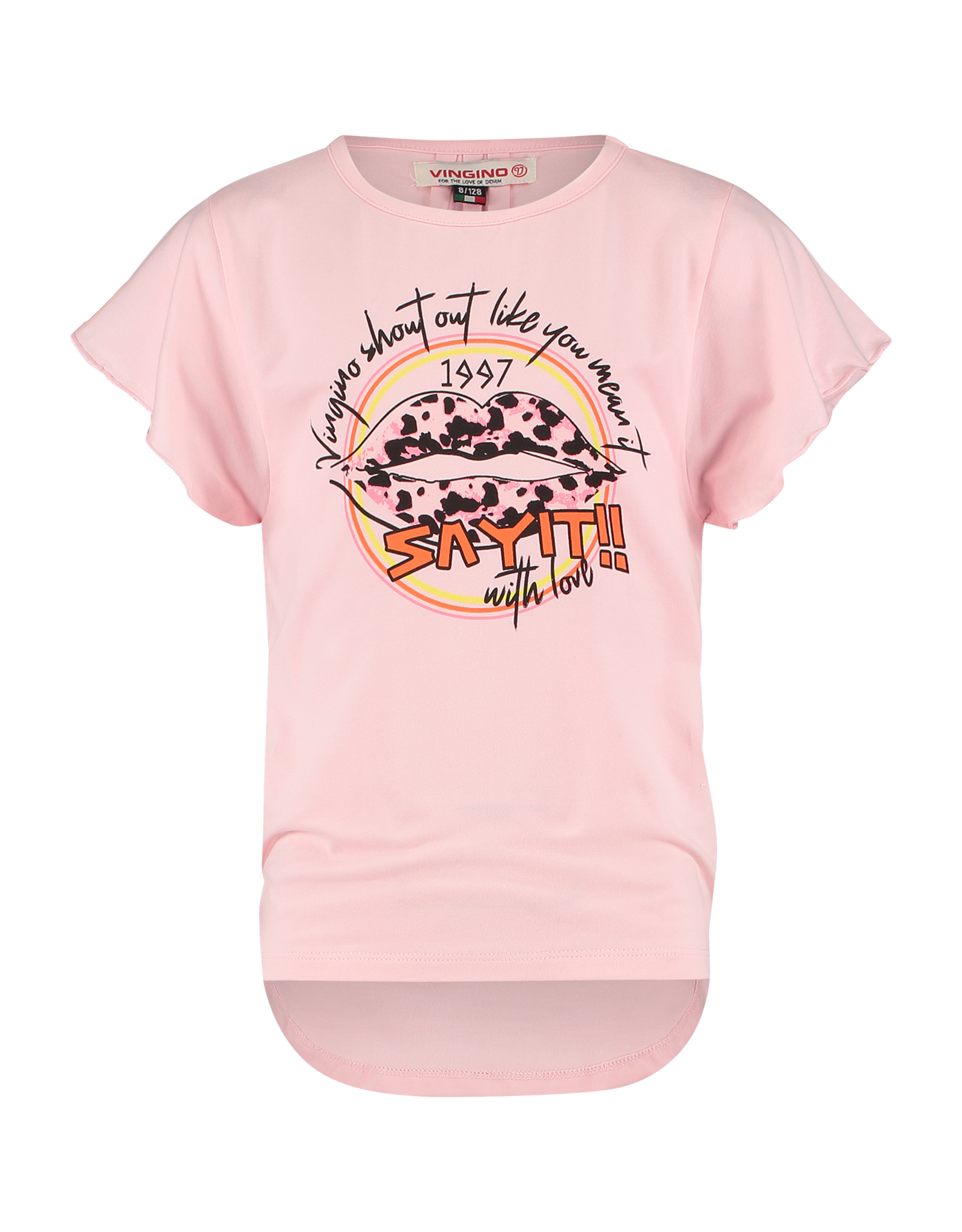 Vingino Imani 539 Fairy Pink