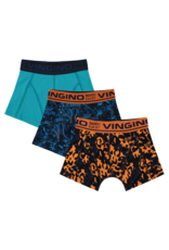 Vingino B 211-2 Jungle 3-Pack 199 Multicolor Blue