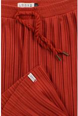 Looxs 10Sixteen Wide leg plisse pants TERRA