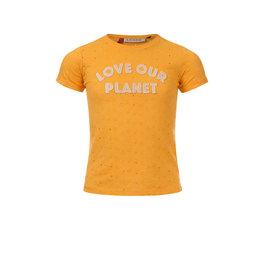 Looxs Little t-shirt s. sleeve VANILLA