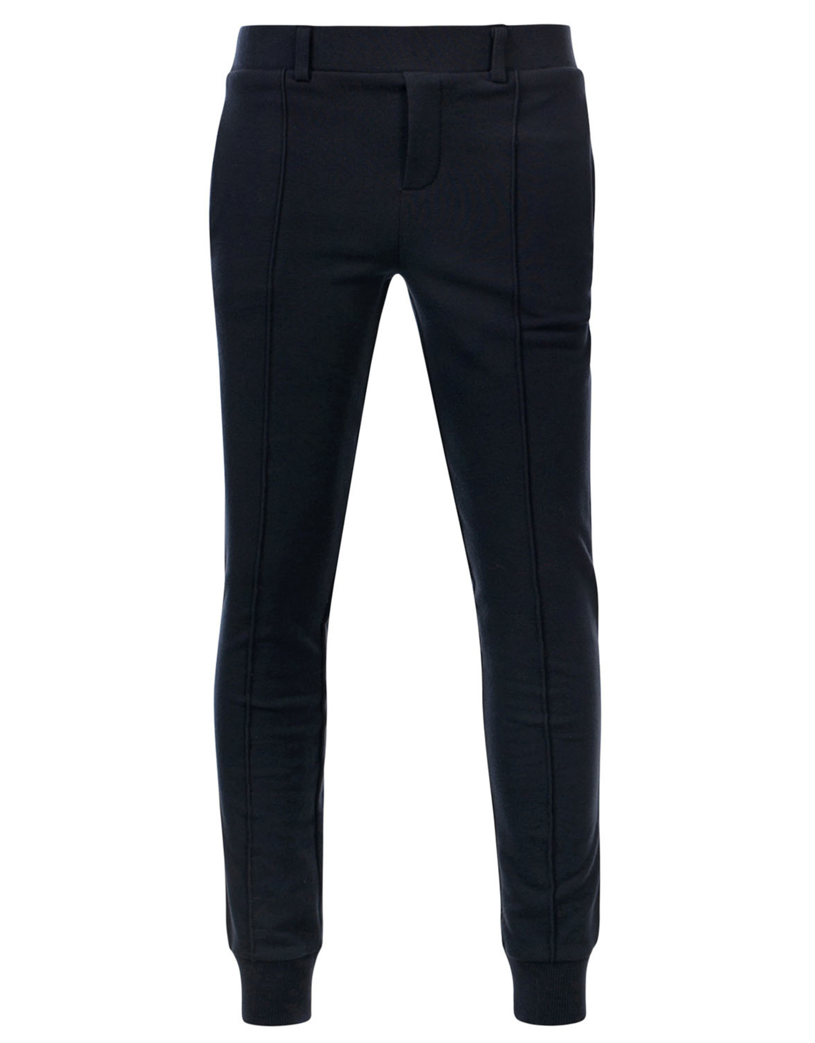 Common Heroes BOOT sweat pants with lycra Marine