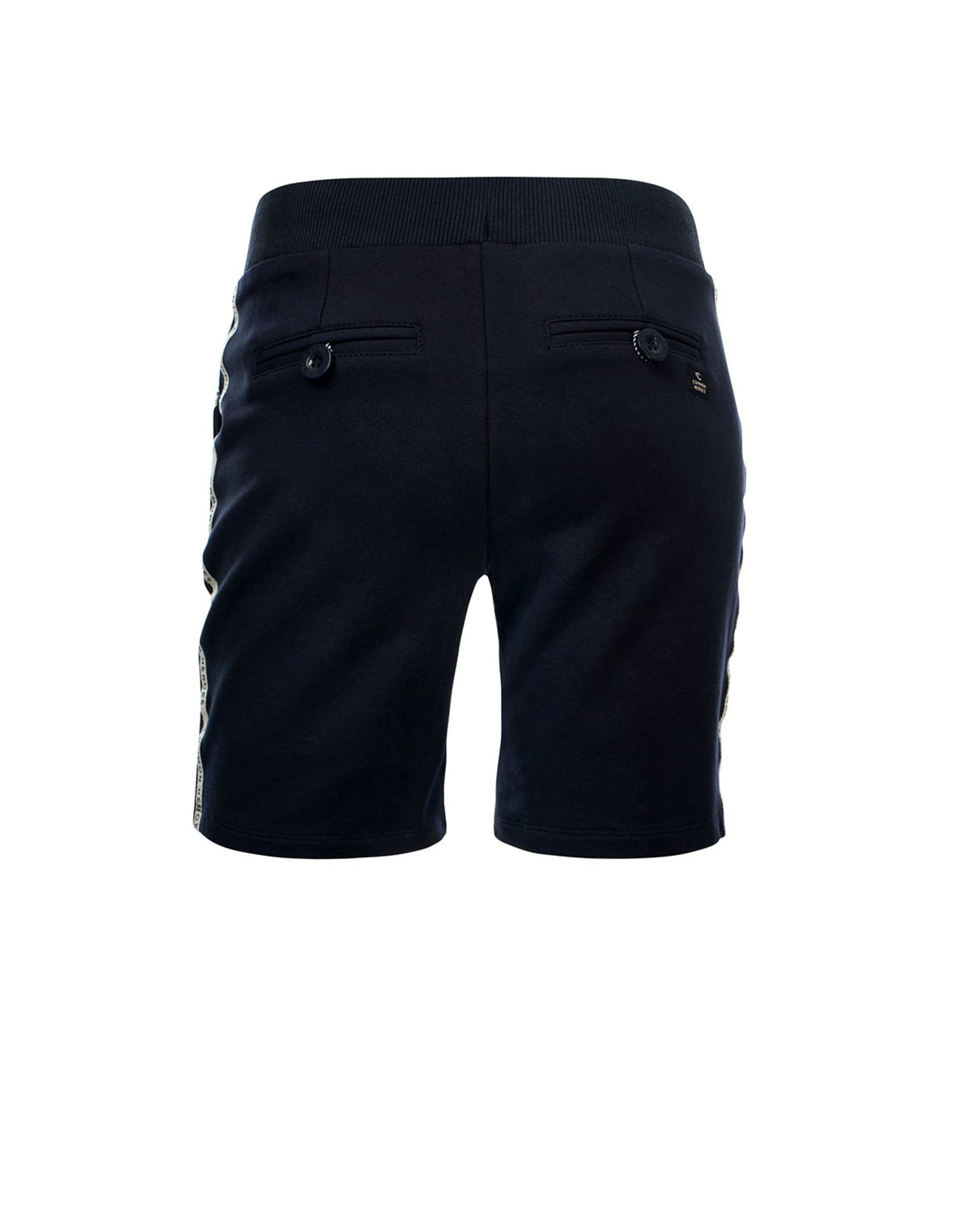 Common Heroes BO sweat shorts with lycra Marine