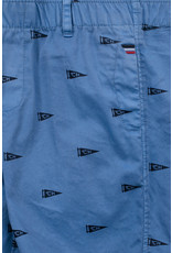 Common Heroes DINO CHINO SHORTS  with AO print river